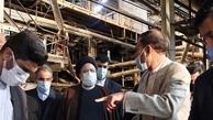رئیس قوه قضائیه: وضعیت مالکیت کارخانه نساجی مازندران تا دو ماه و نیم آینده باید تعیینتکلیف شود | خط تولید جدید تا ۵ ماه آینده راهاندازی شود