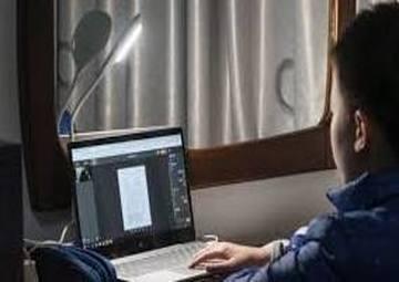 در کلاسهای مجازی دانشآموزان حضور و غیاب میشوند