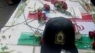 شهادت یک مامور نیروی انتظامی در استان مرکزی