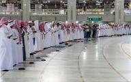 اولین نماز تراویح ماه رمضان در خانه خدا