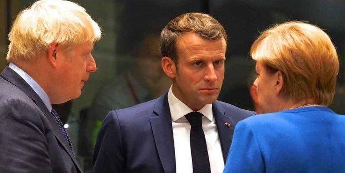 آمریکا از عقب نشینی تروئیکای اروپا حمایت کرد