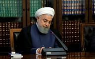 روحانی بر حق انتخاب مردم در استفاده از نحوه مدیریت سهام عدالت  تاکید کرد.