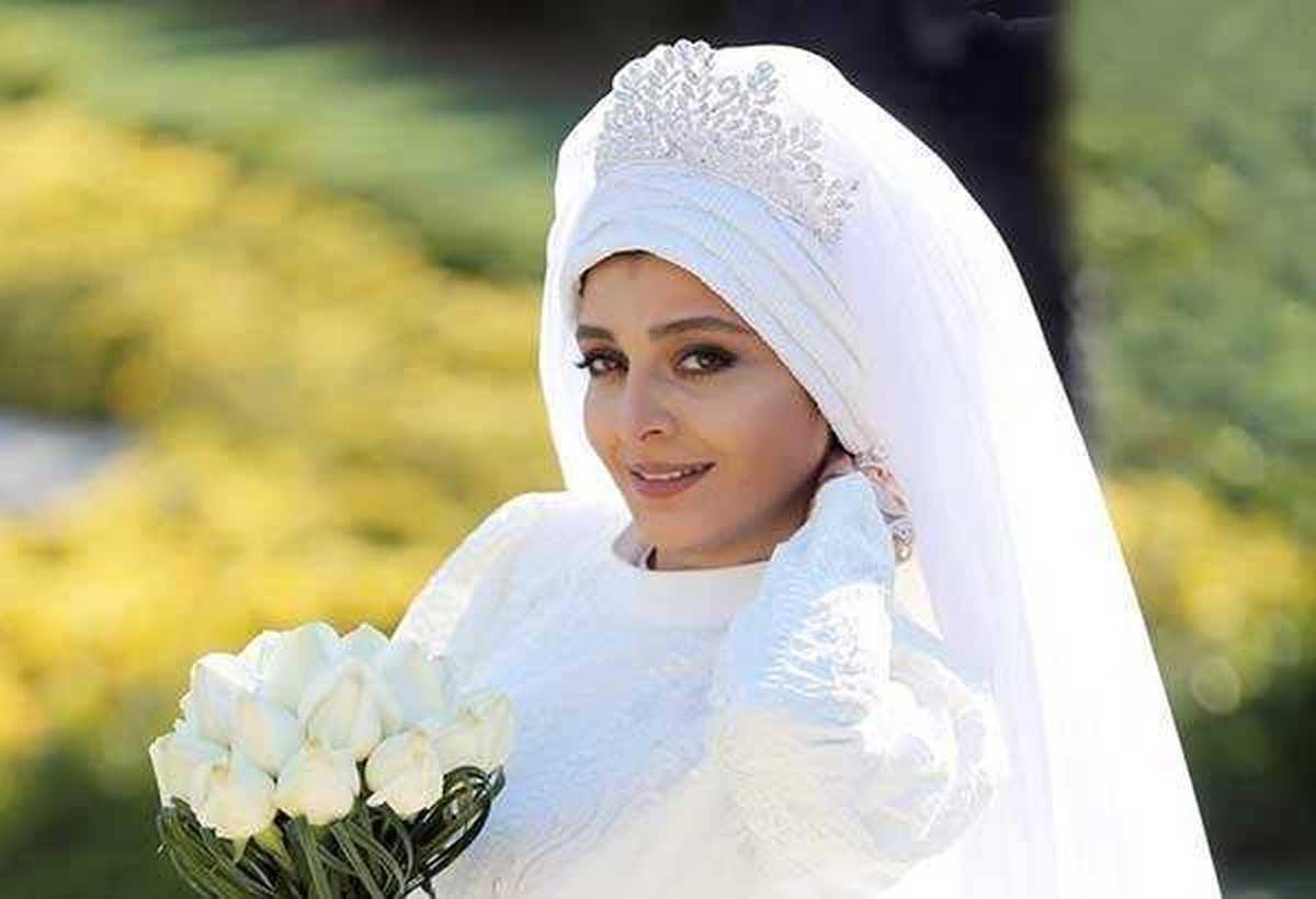 ساره بیات ازدواج کرد+ عکس