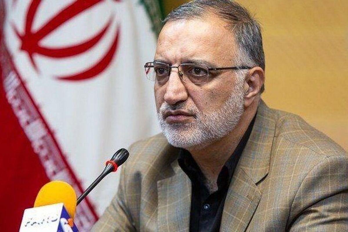 زاکانی به عنوان نوزدهمین شهردار تهران انتخاب شد