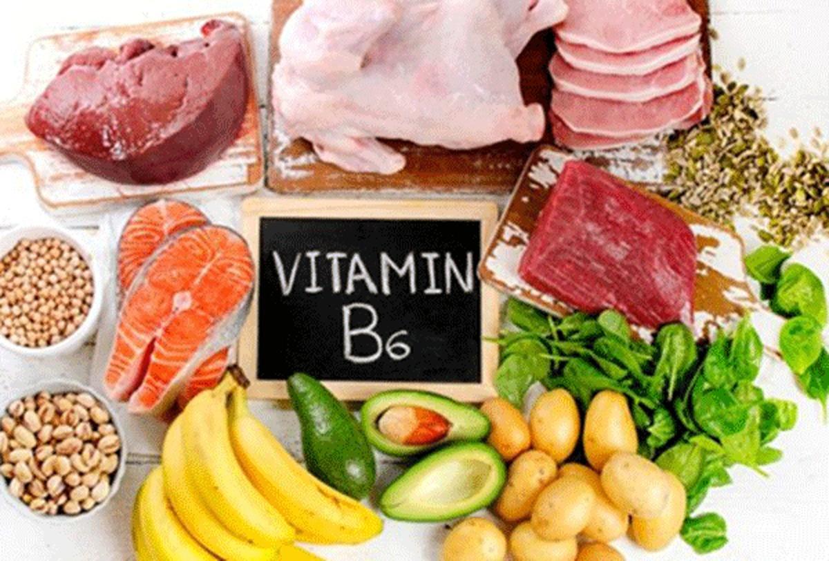 ویتامین ب۶  میتواند علائم کووید ۱۹ را کاهش دهد