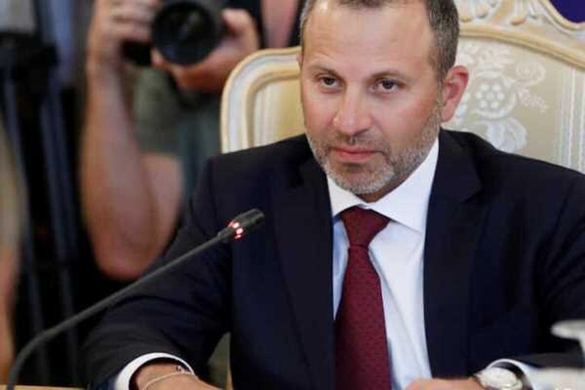 تحریمهای آمریکا علیه «جبران باسیل»مداخله آشکار در امور لبنان است