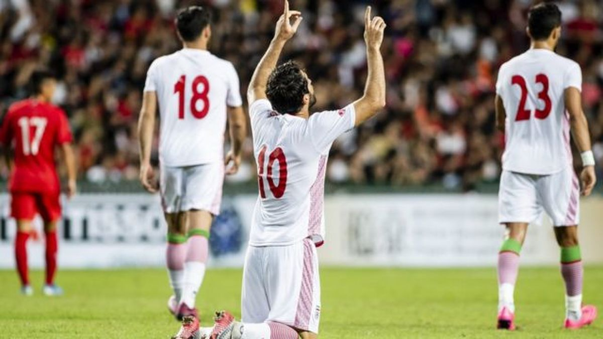 ترکیب تیم ملی فوتبال ایران مقابل هنگکنگ اعلام  شد