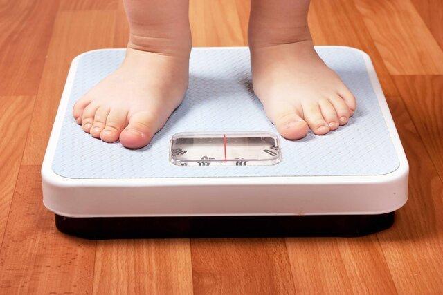 زنگ خطر چاقی کودکان در دوران کرونا