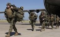 نیروهای آمریکایی   طرح دولت ترامپ معلق شد