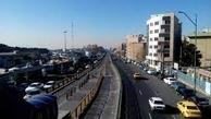 کاهش کیفیت هوا در برخی مناطق پایتخت طی امروز