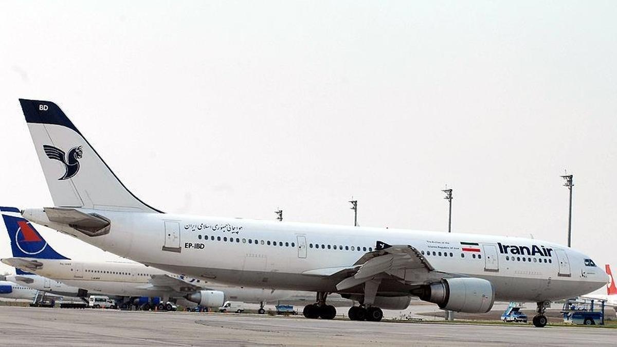 افتتاح خط پرواز خارجی در فرودگاه تبریز