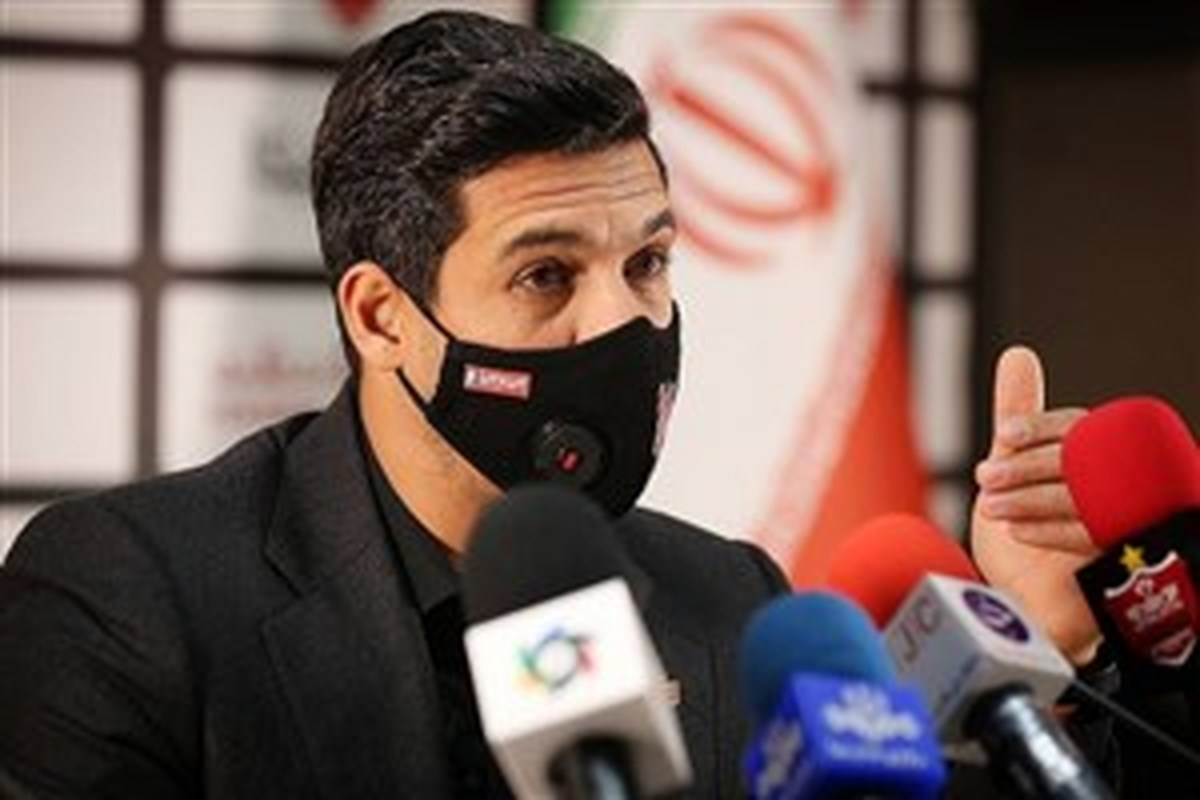 باشگاه پرسپولیس | ابراهیم شکوری جواب وریا را نمیدهد