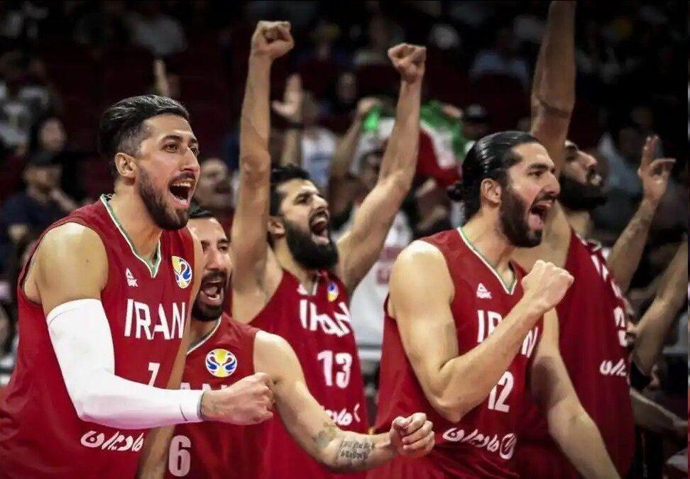 بسکتبال | ملیپوشان کشورمان بازی افتتاحیه المپیک را برگزار میکند