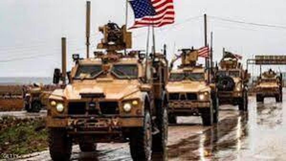 انفجار | حمله  دیگر به کاروان ائتلاف آمریکایی در دیوانیه عراق