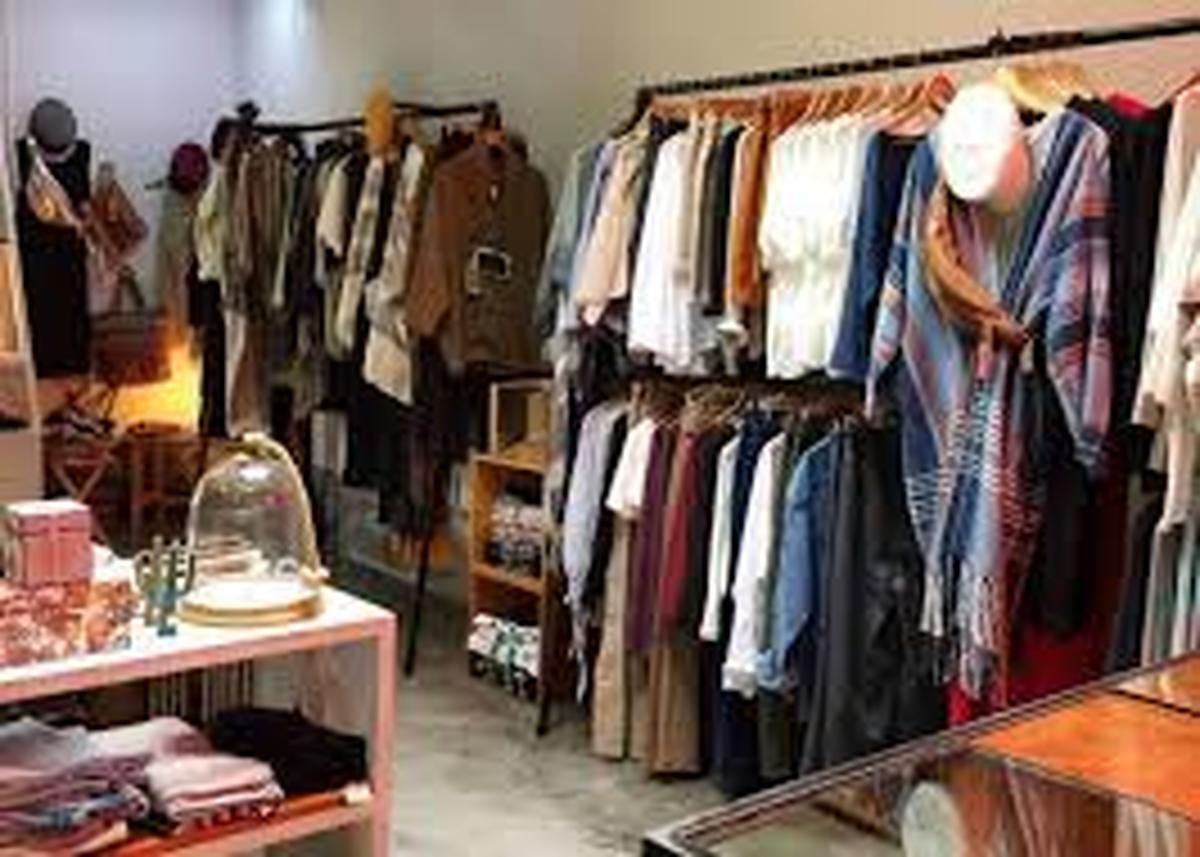 کاهش ۴۰ تا ۶۰ درصدی فروش پوشاک /کاهش قدرت خرید مردم