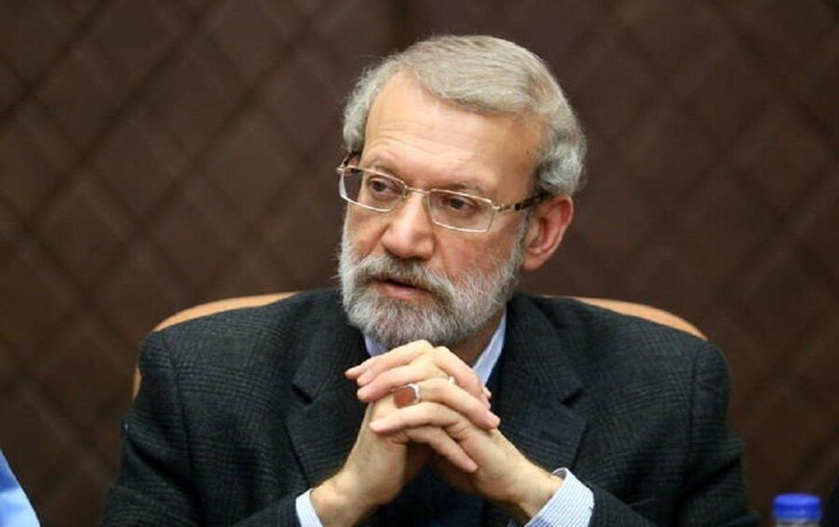 سوال فوقالعاده و مهم  علی لاریجانی