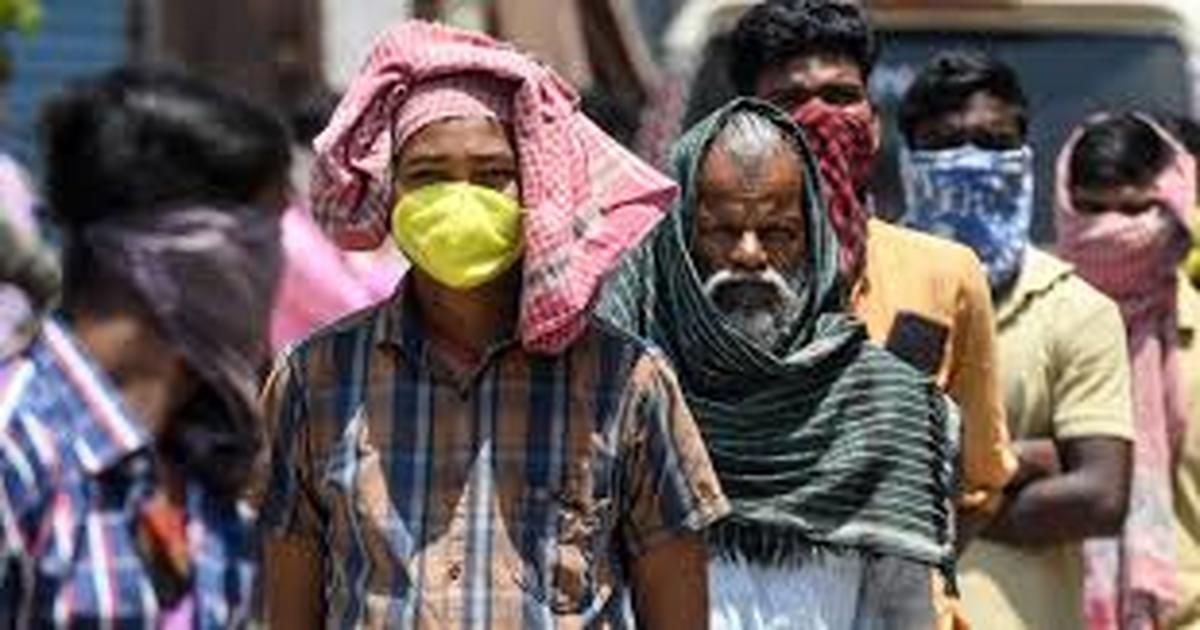 بیماران کرونایی   یک میلیون هندی به کرونا در 3 روز مبتلا شدند