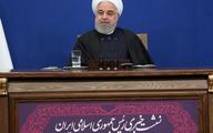 روحانی: سال ۹۷ مساله استعفا را طرح کردم، رهبری فرمودند: اجازه نمیدهم دولت حتی یک ساعت زودتر مسئولیت خود را واگذار کند