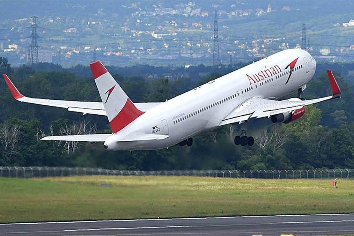 هواپیمایی اتریش  پروازهایش را به ایران از سر میگیرد