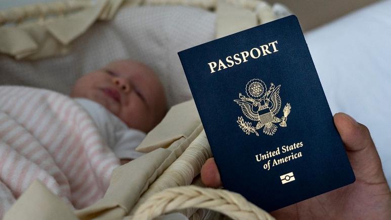 آمریکاییهای متولد بیت المقدس |  ثبت «اسرائیل»به عنوان محل تولد در پاسپورت