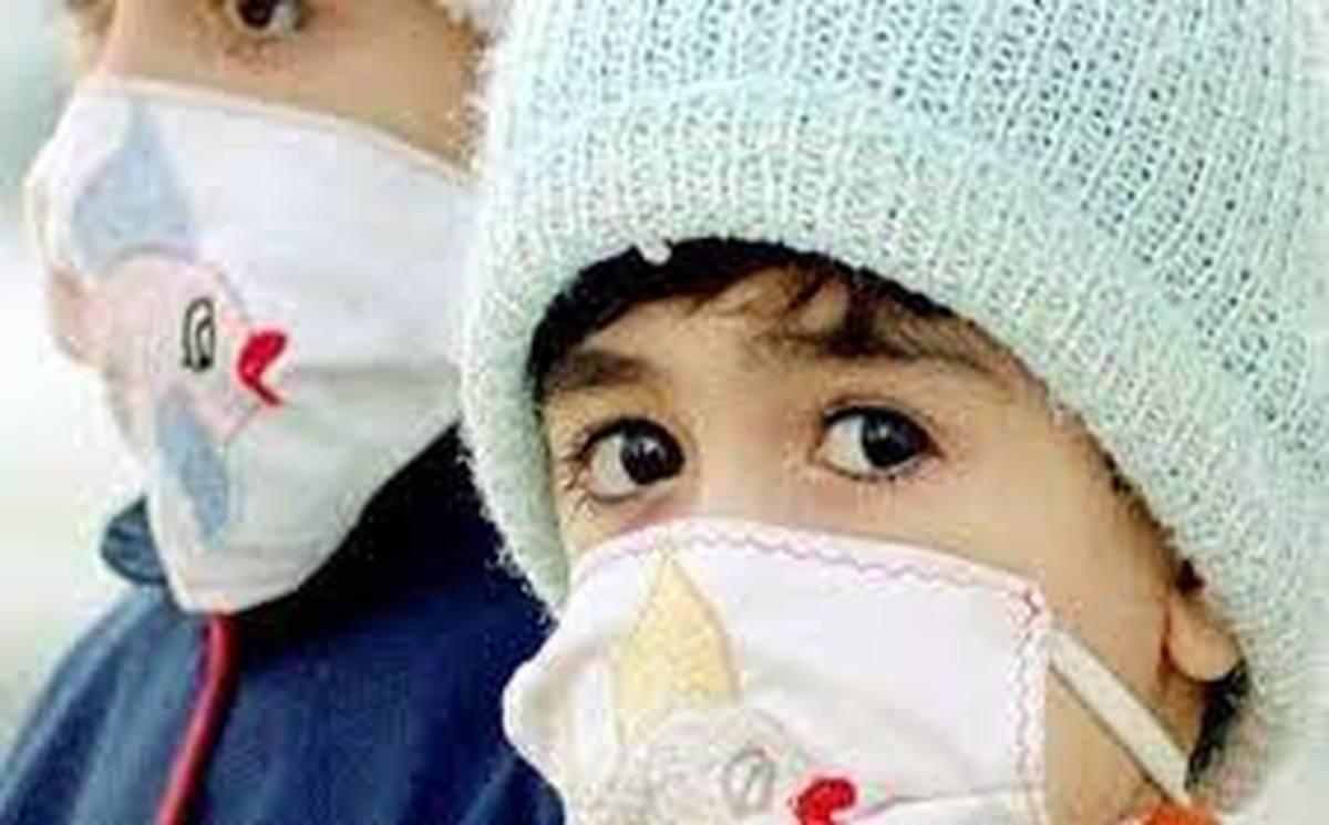 فوق تخصص عفونی کودکان: افزایش خطر خفگی با زدن ماسک در کودکان