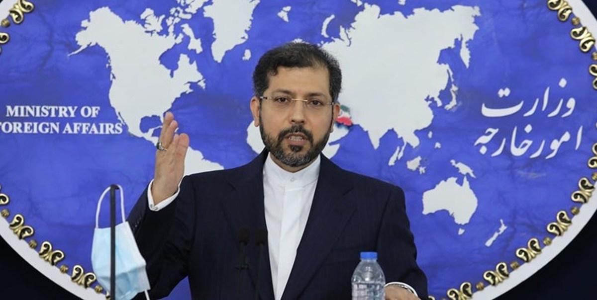 واکنش ایران به سرکوب شدید مردم بریستول انگلیس