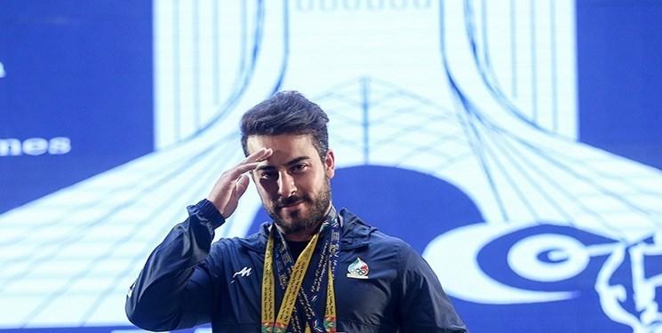 انصراف کیانوش رستمی از المپیک