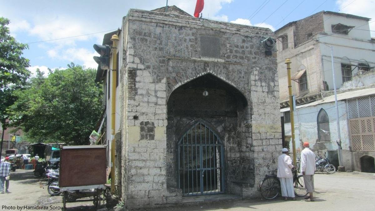 عمارتی ایرانی در هندوستان
