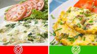 غذاهای بیشماری که پس از مصرف آنها احساس گرسنگی میکنیم