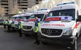 استفاده شخصی برخی از مسوولان از آمبولانسهای اورژانس تهران