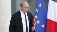وزیر خارجه فرانسه: علیه کسانی که مانع حل بحران لبنان شدند، اقدام میکنیم