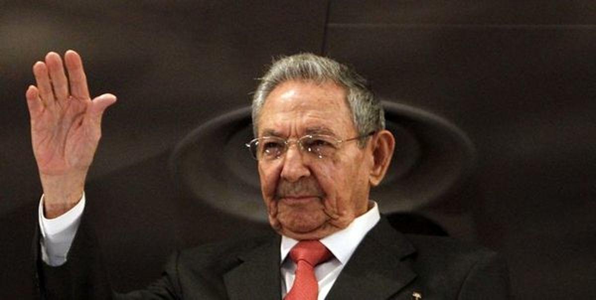 کاسترو از ریاست حزب کمونیست کوبا کناره گیری کرد