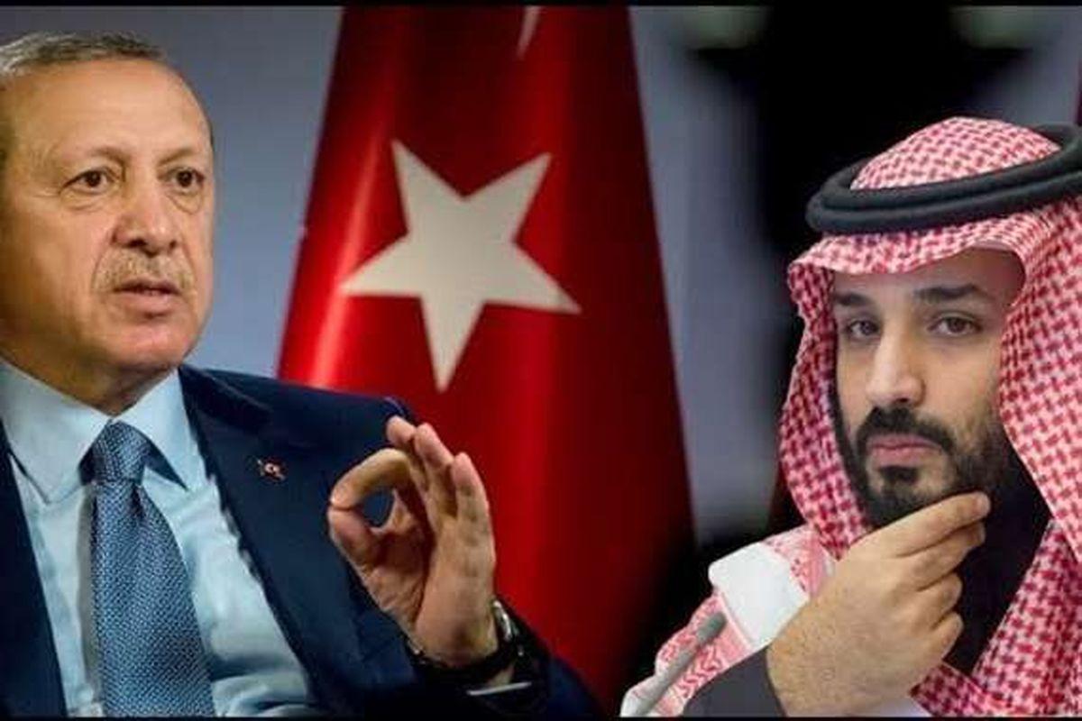 پهپاد ترکیه |  اردوغان سفارش عربستان را تأیید کرد