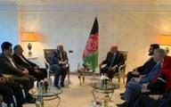 گفت و گوی ظریف با رئیس جمهور افغانستان در استانبول