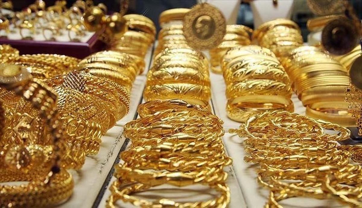 آخرین قیمت طلا، امروز ۲۷ دی ۹۹