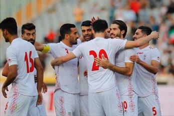 14تایی شدن کامبوج در روز حضور بانوان در آزادی تیم ملی ایران در دومین دیدار خود در مقدماتی جام جهانی ۲۰۲۲ در استادیوم آزادی به مصاف کامبوج رفت