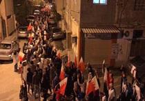 درگیری مردم بحرین و نیروهای امنیتی آل خلیفه
