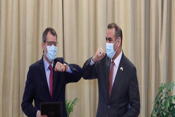 توافقنامه   |   عراق سه توافقنامه با اتحادیه اروپا امضا کرد