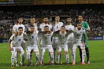ایران فروردین ۹۷ به مصاف تیم ملی الجزایر میرود