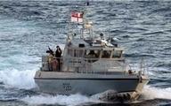 شلیک ناوچه انگلیسی به کشتی اسپانیایی در جبل الطارق