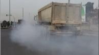 پلیس: با کامیونها و خودروهای دودزا برخورد میشود.