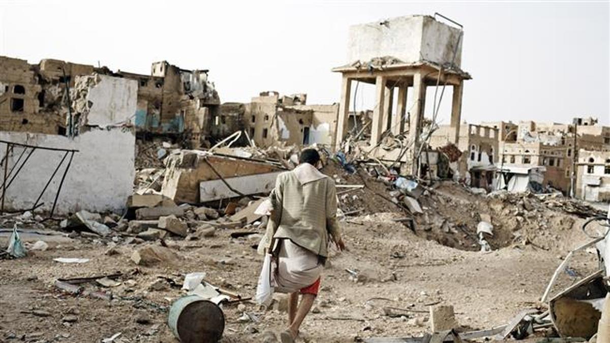 حملۀ هوایی امریکا به یمن؛ مرگ دو کودک یمنی