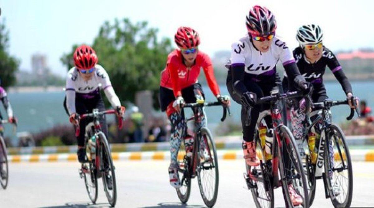 پشت پرده اسپانسر عراقی برای زنان دوچرخهسوار ایران
