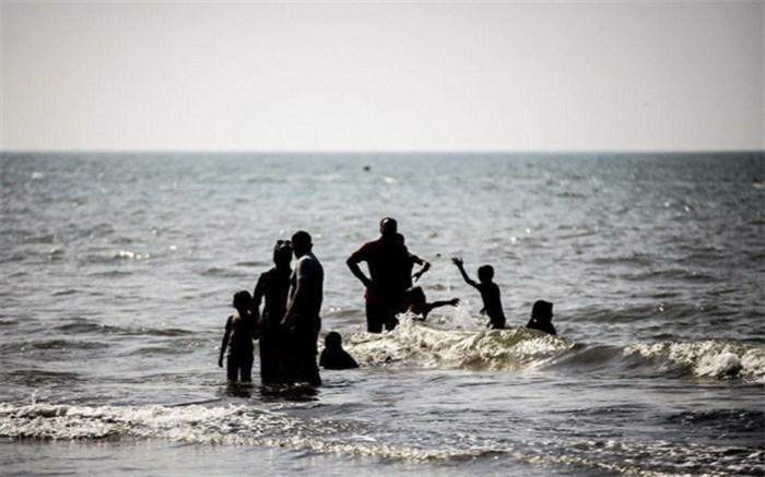 کاهش آمار غرق شدهها در سواحل مازندران