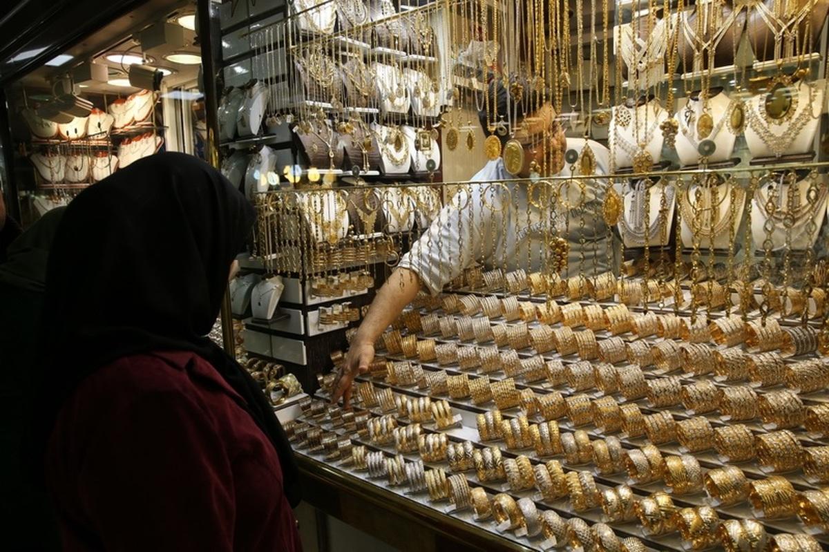 نرخ طلا و انواع سکه در بازار آزاد کاهش یافت