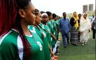 آغاز کار اولین لیگ فوتبال زنان در سودان