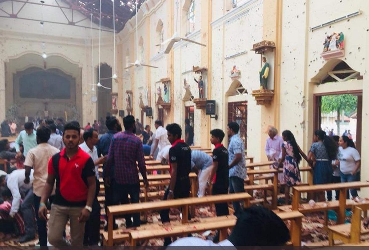 انفجارهای سریلانکا؛ تعداد کشتهها در حمله به چند کلیسا و هتل به بیش از ۲۰۰ نفر رسید