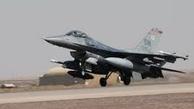 آمریکا  |  استقرار جنگندههای «اف-16» در عربستان
