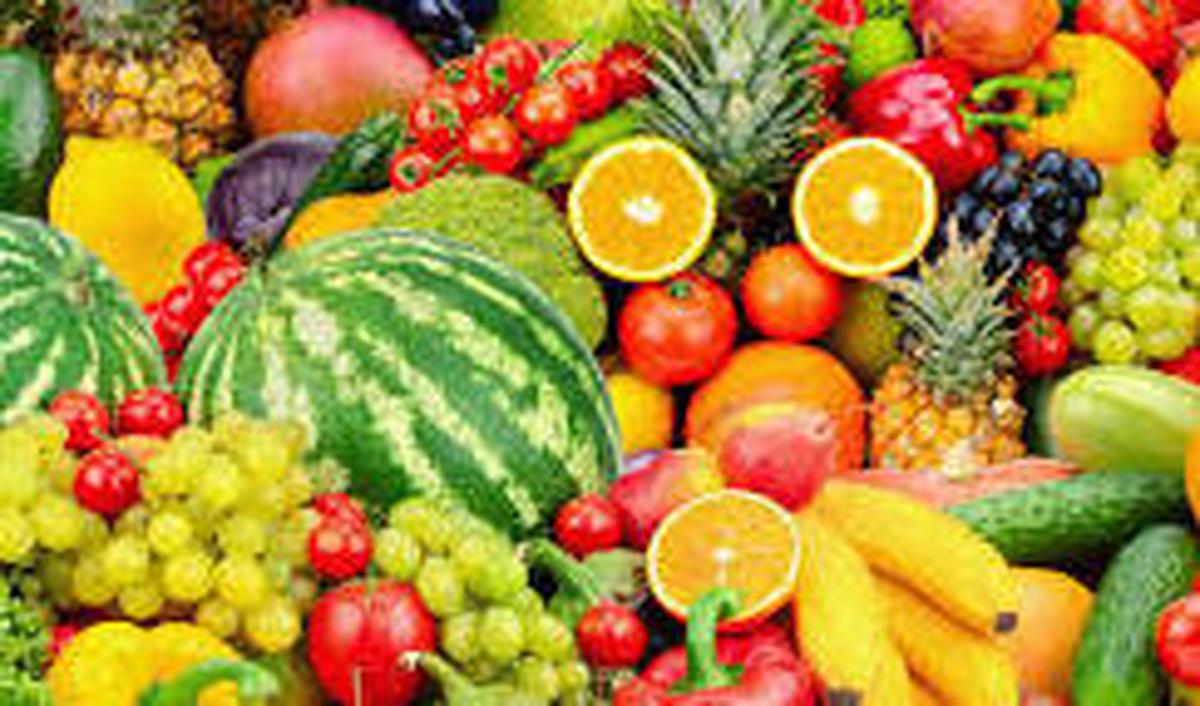 کاهش قیمت میوه در شهریور و مهر