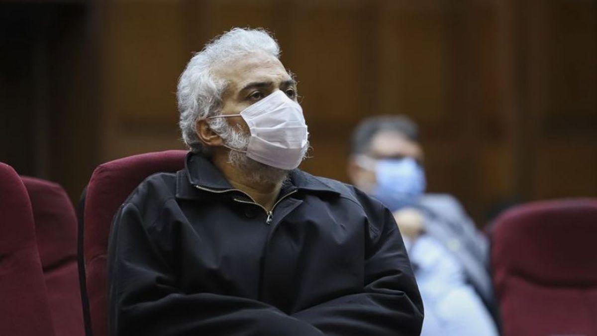 جلسه دوم دادگاه حسن رعیت |  قرائت اسامی و عناوین اتهامی ۲۱ نفر از اعضای شبکه
